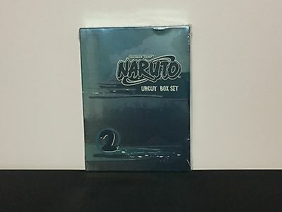 Brand New • Naruto Uncut Box Set (Volume 2)
