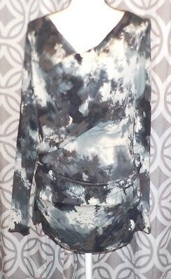 Adrianna Papell Top Size Large