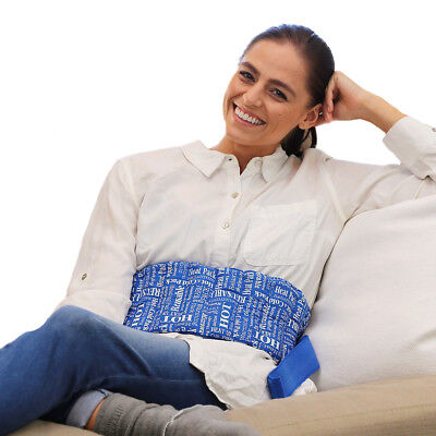 Heat Therapy Pack – Everywhere Wrap – Scented Heating Pads (Blue)