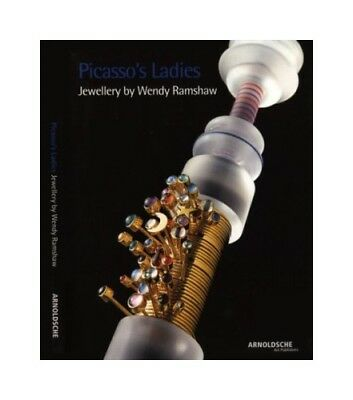 Picasso's Ladies - Jewellery by Wendy Ramshaw. [Victoria and Albert Museum, Lond