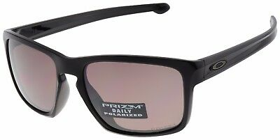 Oakley Sliver Sunglasses OO9269-05 Black | Prizm Daily Polarized | Asia Fit |