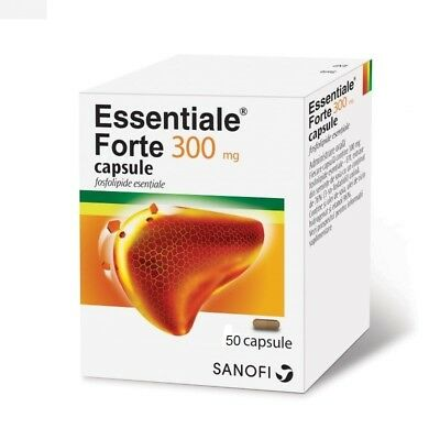 Essentiale Forte 50 caps Liver Support Protection SAME DAY DISPATCH UK