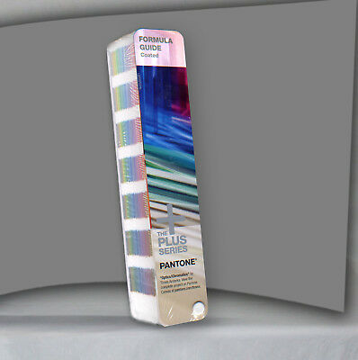 Pantone Color FORMULA Guide COATED - - - 1,755 Colors - - - Factory Sealed