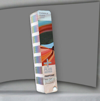 Pantone Color FORMULA Guide COATED - - GP1601 - - 1,755 Colors - Factory Sealed