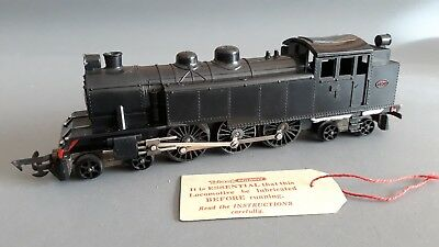Triang Moldex R56 Baltic Tank Loco Runs Well Good Condition Unboxed Oo Gauge(Fp)