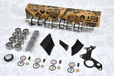 Cam Shaft Kit 2,0 Tdi Pd Complete VW Audi Skoda Seat Steel 038109101AH