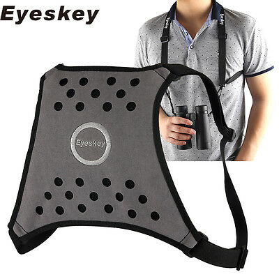 Eyeskey 4 Way Adjustable Binoculars Strap Harness Strap for Binoculars, Cameras