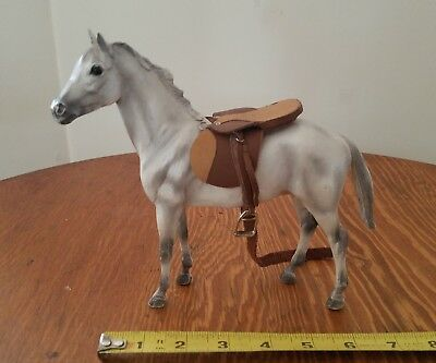 Vintage BREYER HORSE with Saddle Accessory