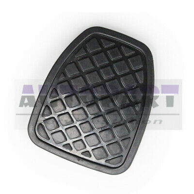 2*Clutch /& Brake Pedal Pad Rubber Cover For Subaru Forester Impreza Legacy 90-12