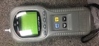 Megger TDR900 Hand-Held Time Domain Reflectometer CABLE LENGTH METER