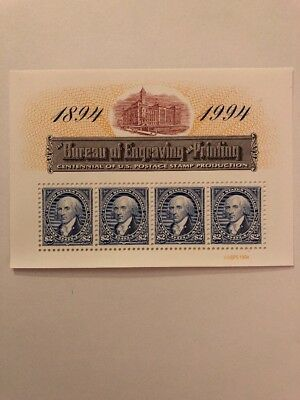 bureau of engraving and printing Stamps