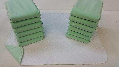 REUSABLE WASHABLE MEDICAL UNDERPAD/BED PAD 35X35 or CHAIRPAD 15x16 - MADE USA