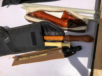 Selection of Recorders