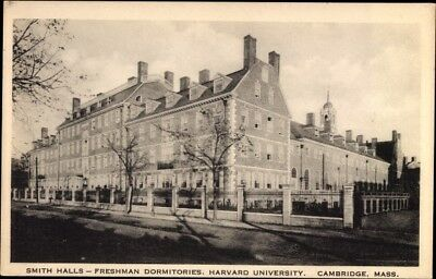 Ak Cambridge Massachusetts USA, Harvard University, Smith Halls,... - 929642