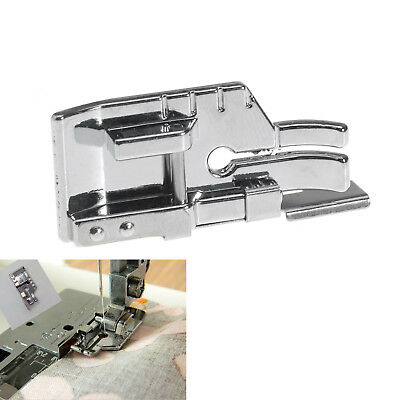 """1/4"""" (Quarter Inch) Quilting Home Sewing Machine Presser Foot with Edge Guide"""