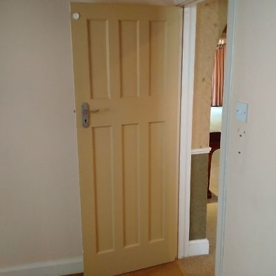 Old pine 1930s Period internal doors