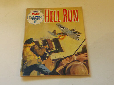 WAR PICTURE LIBRARY NO 254!,dated 1964!,GOOD for age,great 54!YEAR OLD issue.