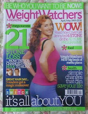 Weight Watchers Magazine - April/may 2005