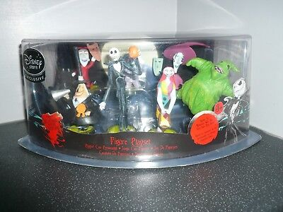 DISNEY: The Nightmare Before Christmas Figure Playset - Disney Store Exclusive