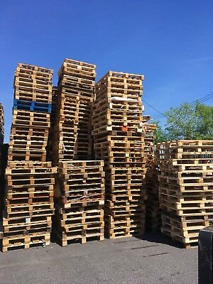 Wood Pallets Local Pick-Up ONLY