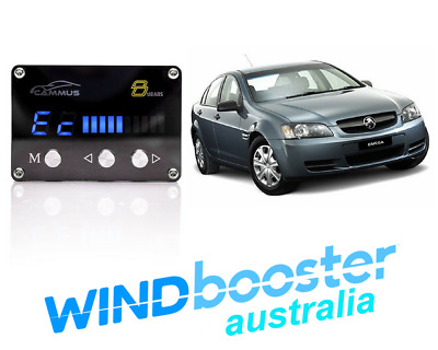 Windbooster C8 iDRIVE Throttle Controller for Holden Commodore VE 2006 - 2013