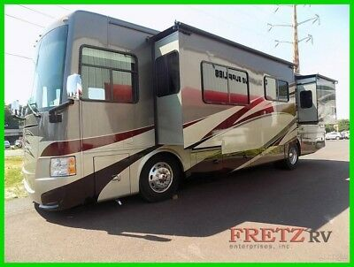 2014 Tiffin Motorhomes Allegro Red 36 QSA Used