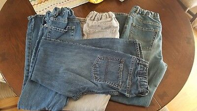 Boys Children's Place Jeans.  Size 16 Skinny Four Pairs Great Condition