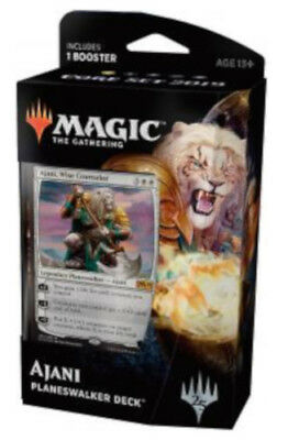Magic 2019 - Planeswalker Deck - Ajani, Wise Counselor (Englisch)
