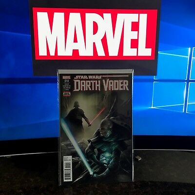 Darth Vader #10 2018 Marvel Comics