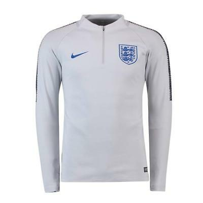 NIKE DRI FIT SQUAD Drill Herren Zip Top 859197 015
