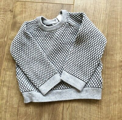 H&M Baby Boy Jumper