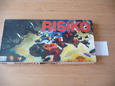 Risiko von Parker alte Version Top. POS. 1