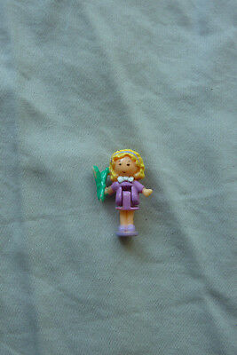Polly Pocket Mini Bluebird Figur Puppe Doll Pretty Panda's 1993
