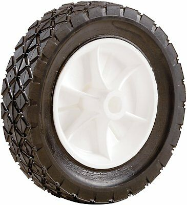 Shepherd Hardware 9613 8-Inch Semi-Pneumatic Rubber Replacement Tire, Plastic