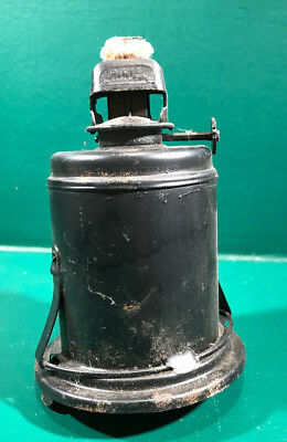 NOS Dietz Lantern Font and Burner Deck Lantern Ship or Railroad