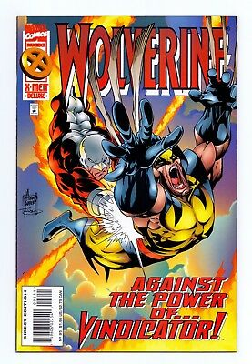 Marvel Comics: Wolverine #95/#96/#97 - Deluxe Editions - Three Issues!