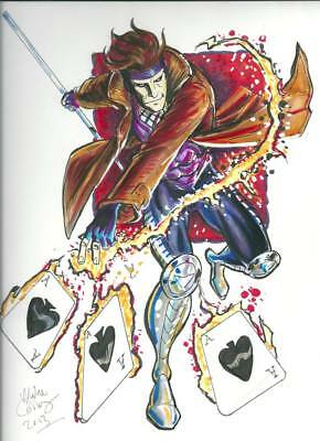 Mike Collins Gambit Commission
