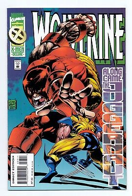 Marvel Comics: Wolverine #93 & #94 - Deluxe Editions - Both Issues!
