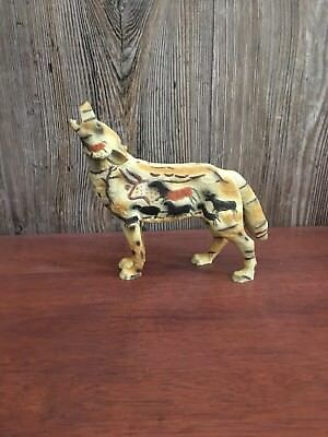 "CALL OF THE WOLF Westland Giftware ""Cave Painted Wolf"""