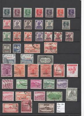 Pakistan/bangladesh Collection On 7 Pages