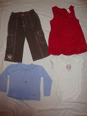 bundle of clothes for a girl 12-18 months (Mothercare, Bruin, Gymboree, George)