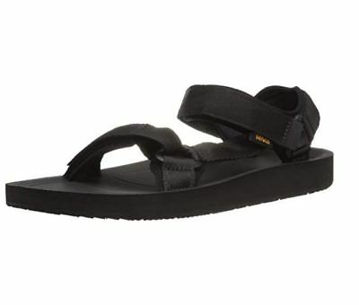 8c15355513b4 TEVA MENS ORIGINAL Universal URBAN Black SANDALS 12M NWOB -  29.95 ...