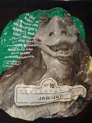 Jar Jar Binks Star Wars Inflatable Display 3' (Aprox)