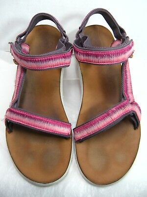 d67f01113 TEVA WOMENS WATER Hiking shoes Sandals Size 11 Pink   B -  14.88 ...