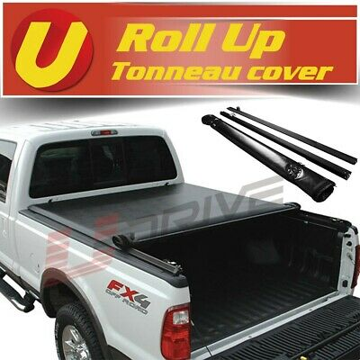 1997-2003 Ford F-150 6.5ft 78inch Bed Vinyl Lock Roll Up Tonneau Cover
