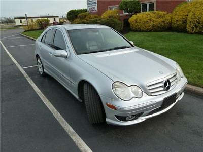 C-Class 2.5L Sport 2007 Mercedes-Benz C-Class 2.5L Sport Only 63k One Owner No Reserve