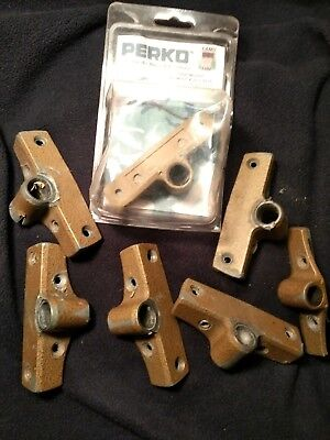 PERKO SIDE MOUNT ROWLOCK SOCKETS for 1/2inch CAT# 1186-DP0-CAM QTY SEVEN (7)