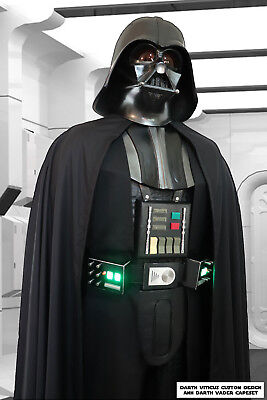 Darth Vader A New Hope (ANH) Cape & Robe set