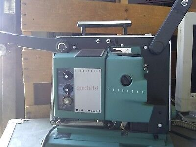 Vintage Bell & Howell 16mm 552 Specialist Filmosound  Projector