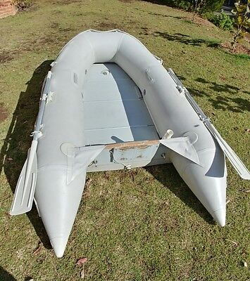 Inflatable Dinghy Quicksilver
